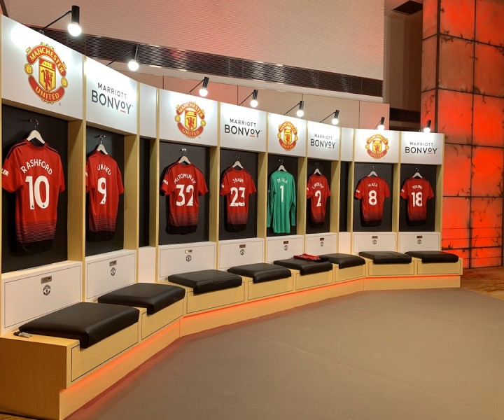 The partnership between Marriott International and Manchester United allows Marriott Bonvoy members to create unforgettable moments and receiving unmatched member benefits